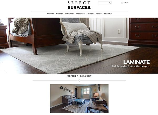 Select Surfaces